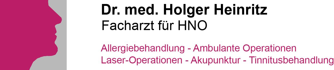Praxis Dr. Heinritz